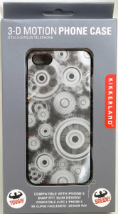 Kikkerland Gears 3-d Motion case iPhone 5 064164