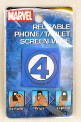 Marvel  Reusable Phone Tablet Screen Wipe Fantastic 4 Logo by Ata-Boy 300014