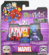 Marvel Minimates s44 Giant Man & Kree Sentry figures Diamond 725191