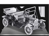 Metal Earth Ford 1908 Tin Lizzie 3D Metal  Model + Tweezer  010510