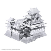 Metal Earth Himeji Castle 3D Metal  Model + Tweezer  010558