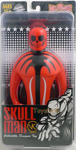 Mr.Power Special Skull Man figure LE50