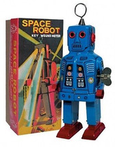 Schylling Collectors Series Space Robot ms403 wind up toy 212309