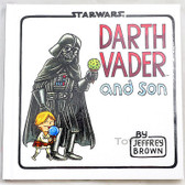 Star Wars Book HC Darth Vader & Son 106557