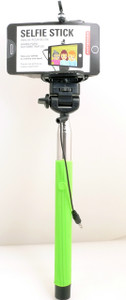 Selfie Stick Green by Kikkerland 073821