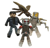 Marvel Minimates SDCC Ant-Man 4-pack Diamond 120347