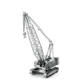 Metal Earth Crawler Crane 3D Metal  Model + Tweezer  010923