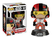 Pop Star Wars 62 Poe Dameron figure Funko 6222