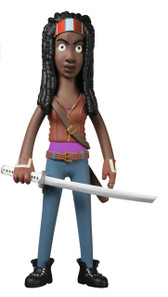 Vinyl Idolz The Walking Dead Michonne figure Funko 5594