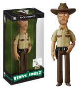 Vinyl Idolz The Walking Dead Rick Grimes figure Funko 5520
