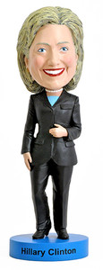 Hillary Clinton Bobblehead - 2016 Edition Royal Bobbles 011266