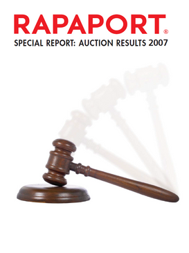 Sothebys and Christies Auction Results 2007