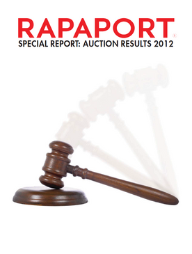 Sothebys and Christies Auction Results 2012