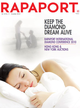 Rapaport Magazine - November 2010