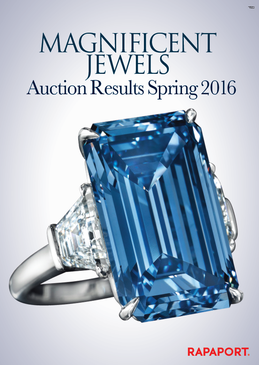 Magnificent Jewels Auctions Results -– Spring 2016