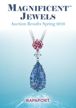 Magnificent Jewels Auction Results - Spring 2018