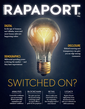 Rapaport Magazine - September 2018