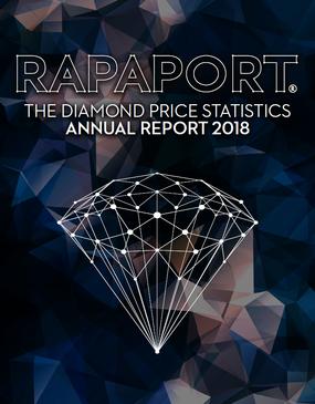 Rapaport Diamond Price Statistics Annual Report 2018