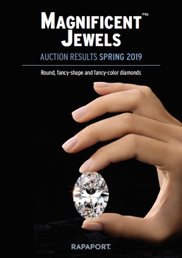 Magnificent Jewels Auction Results - Spring 2019