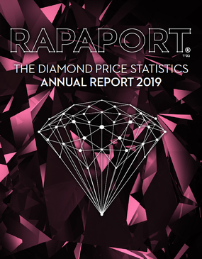 Rapaport Diamond Price Statistics Annual Report 2019