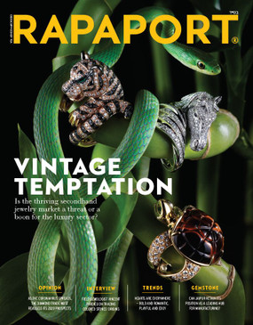 Rapaport Magazine - March 2020
