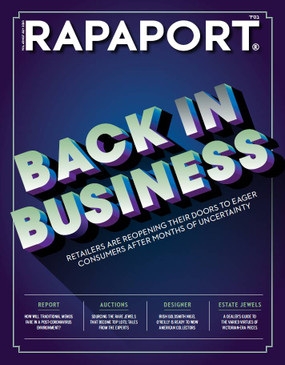 Rapaport Magazine - July 2020