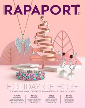Rapaport Magazine - November 2020