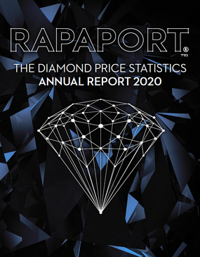 Rapaport Diamond Price Statistics Annual Report 2020