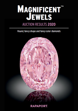 Magnificent Jewels Auction Results - 2020