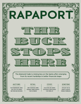 Rapaport Magazine - June 2021