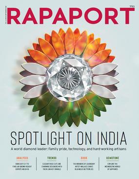 Rapaport Magazine - September 2021