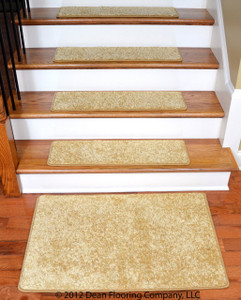 Non Skid Carpet Stair Treads Dean Flooring Company