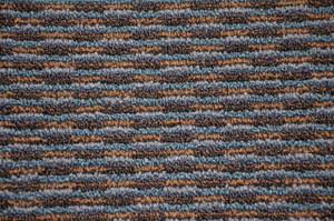 Dean Indoor/Outdoor Tybee Island Blue Patio Deck Boat Entrance Area Rug/Carpet 6'x8'