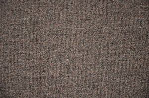 Dean Pet Friendly Non-Skid 2' x 6' Padded Carpet Runner Rug/Anti-Fatigue Mat: Brown