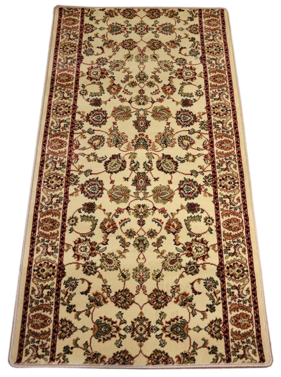 Dean Elegant Keshan Antique Carpet Rug Runner 31 Inches
