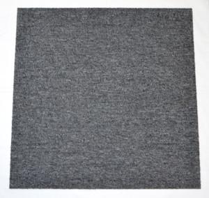 DIY Carpet Tile Squares - Charcoal Gray - 72 SF Per Box -18 Pieces Per Box