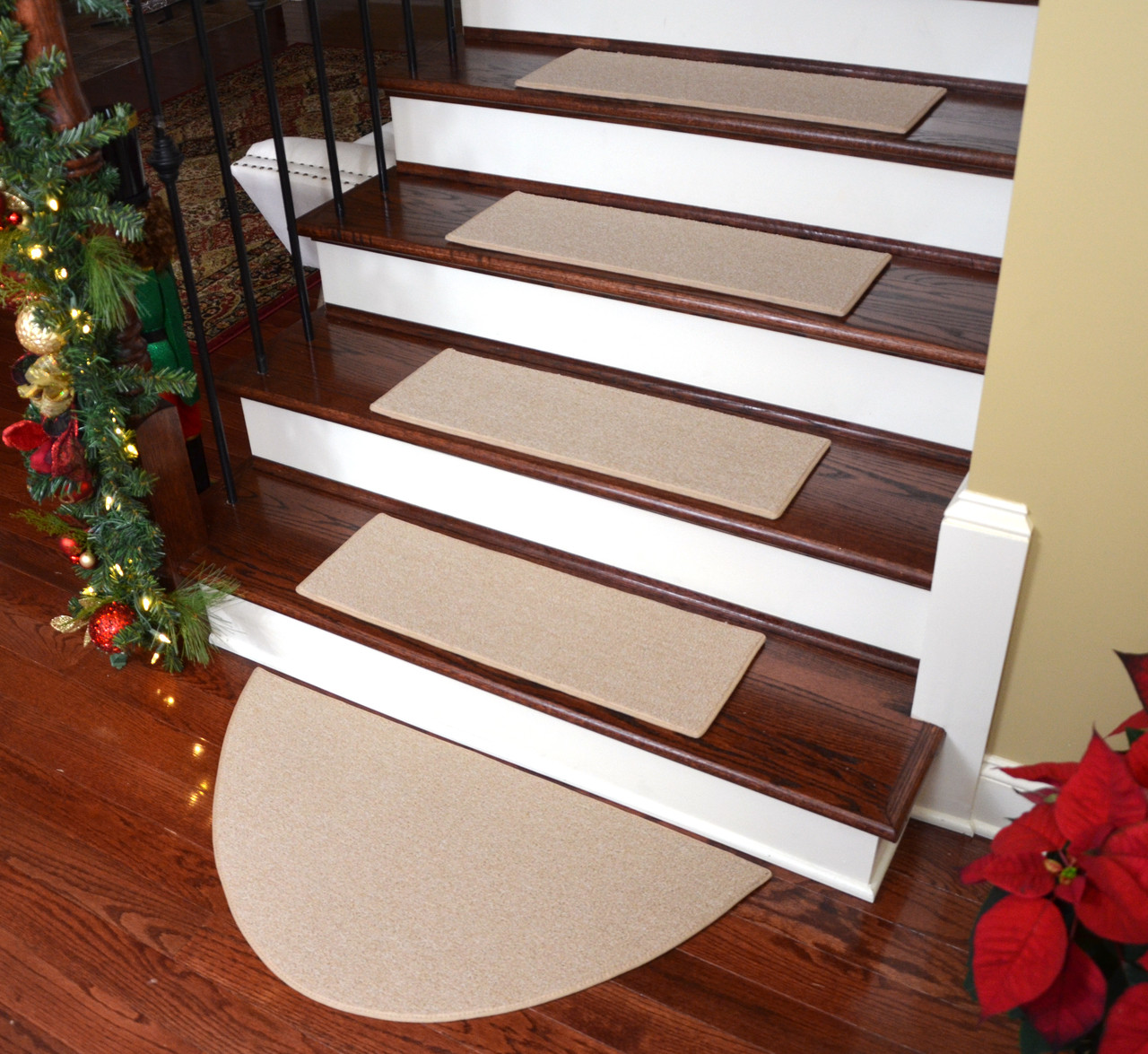 Diy Stair Treads Out Of Flor Tiles: Non-Slip, Tape-Free DIY Stair Treads