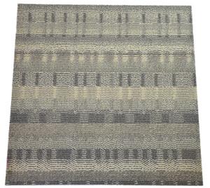 Dean DIY Carpet Tile Squares - Boardroom Beige & Gray - 48 SF Per Box -12 Pieces Per Box