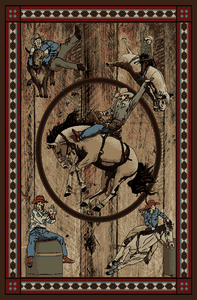 Rodeo Rug