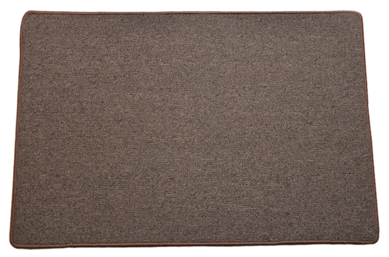 Dean Urban Legend Brown Washable Non Slip Carpet 2 Foot By