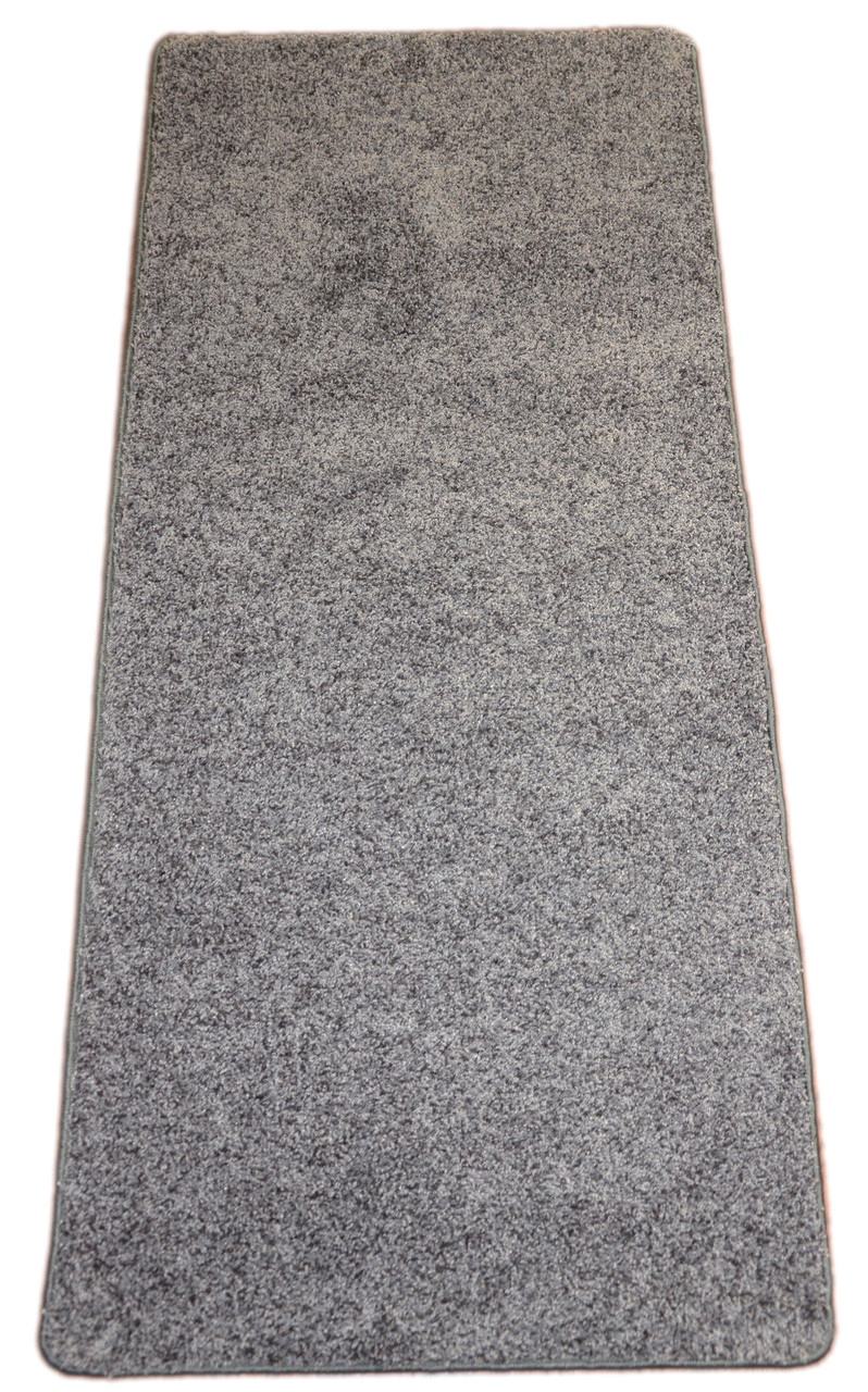 Dean Eiffel Tower Gray Washable Non Slip Carpet 27 Inch By