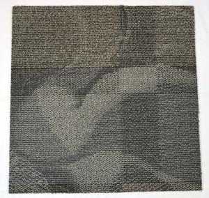 Dean DIY Carpet Tile Squares - Urban Vibe Wrought Iron - 48 SF Per Box -12 Pieces Per Box