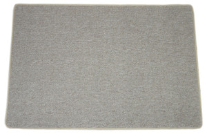 Dean New Suede Beige Washable Non-Slip Carpet 2 Foot by 3 Foot Kitchen/Bath/Door Mat/Landing Rug