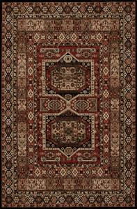 """Dean Empress Ebony Traditional Oriental Area Rug 7'10"""" x 9'10"""" (8x10)"""
