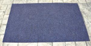 Dean Indoor/Outdoor Walk-Off Entrance Door Mat Blue 3' x 5'