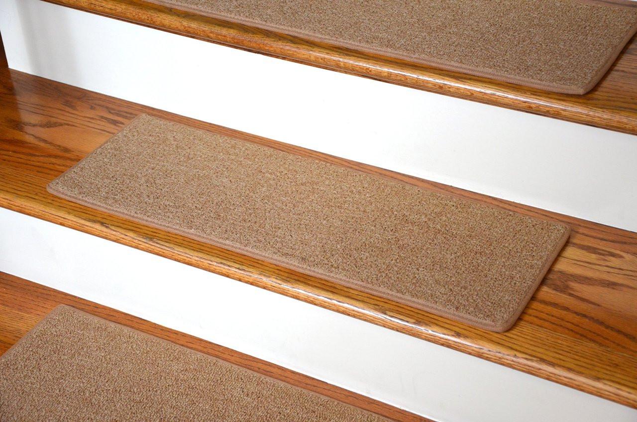 Dean Diy Carpet Stair Treads 23 Quot X 8 Quot Gold Set Of 13