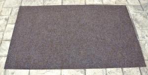 Dean Indoor/Outdoor Walk-Off Entrance Door Mat 2' x 3' (Set of 2) Color: Brown