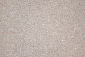 Dean Beige 2' x 6' Serged Carpet Runner Rug