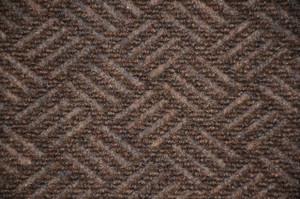 Dean Indoor/Outdoor Contour Brown Patio Deck Boat Entrance Area Rug/Carpet 6'x8'
