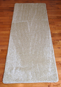 "Barley 70 oz. PLUSH 27"" x 6' Runner"